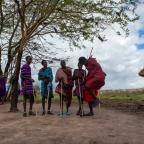 Mikumin kansallispuisto – Villieläimiä ja vierailu Maasai- kylässä