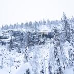 Korouoman jääputoukset ovat Posion talvinen erikoisnähtävyys